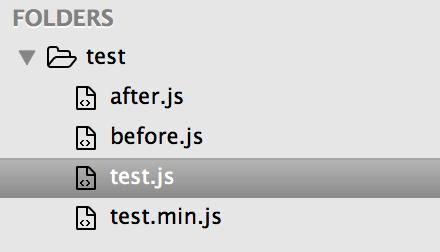 jsファイルを保存したときに、koalaで複数のjsを1つにまとめて圧縮する